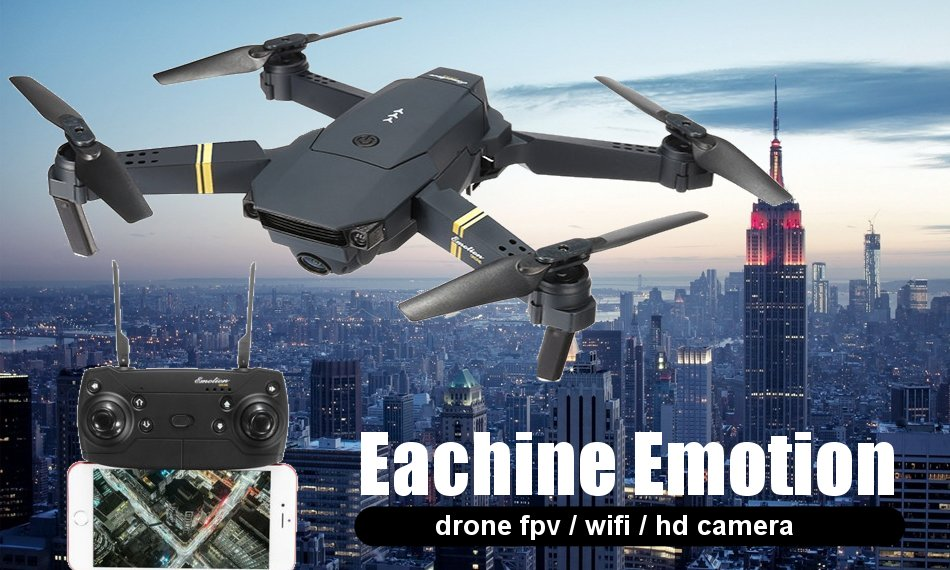 EACHINE EMOTION WIFI FPV RTF